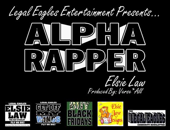 Alpha Rapper Logo (All Logos) (Medium)